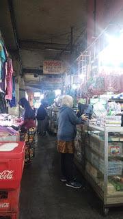 Pasar Blauran, Nostalgia Jaman Sekolah