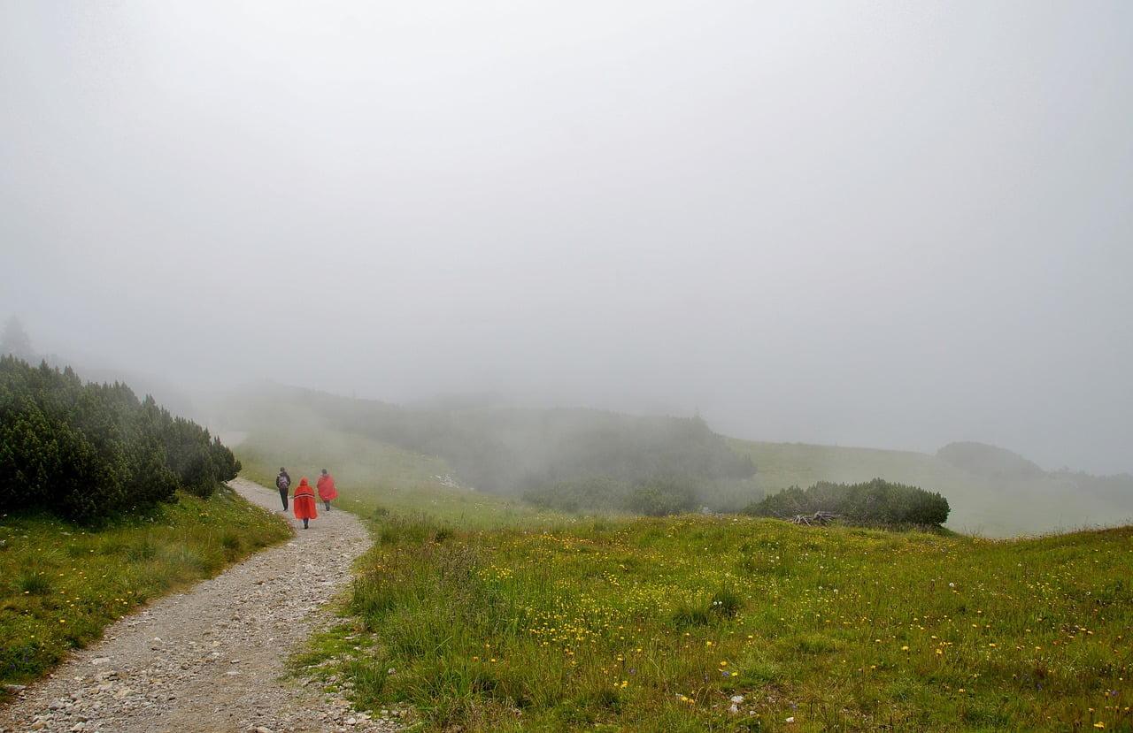 Mendaki Gunung saat Musim Hujan, Berikut yang Harus Diperhatikan