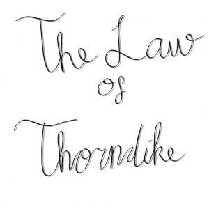 Teori Belajar menurut Edward Lee Thorndike : Teori Koneksionisme